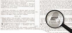 心意飄忽的上帝?——解讀〈列王紀上第十三章〉